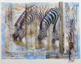 At the Waterhole I SOLD