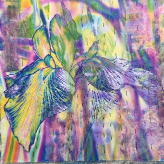 Iris Garden I £125